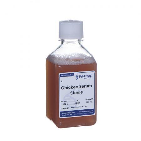 Chicken Serum Sterile