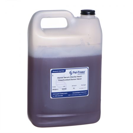 Horse Serum Sterile Donor Herd Heat Inactivated